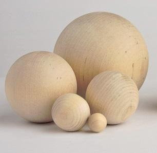 Efco bolas de madera (1000 unidades, 10 mm, sin tratar): amazon.