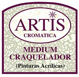 ARTIS MEDIUM CRAQUELADOR 60 ML