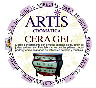 ARTIS CERA GEL, 125 ML.