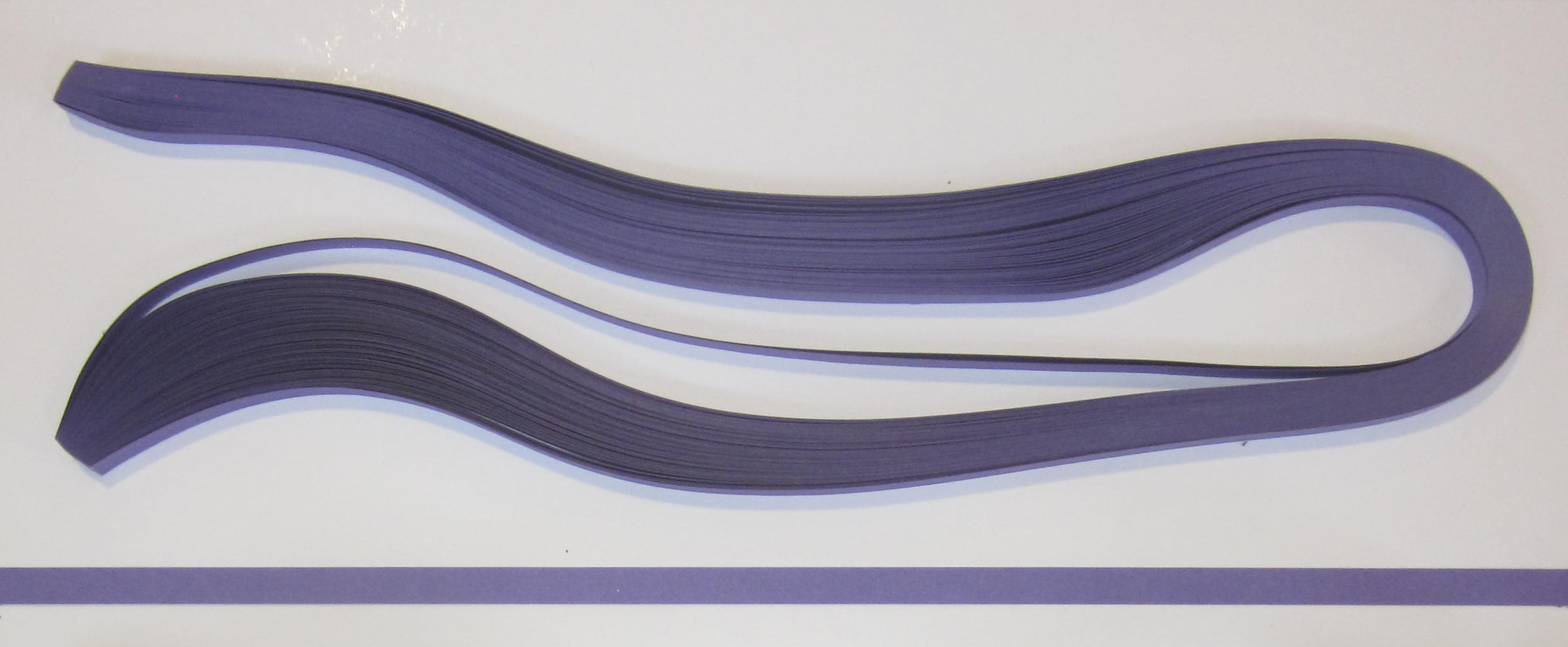 PAPEL QUILLING 319, 3MM. VIOLETA