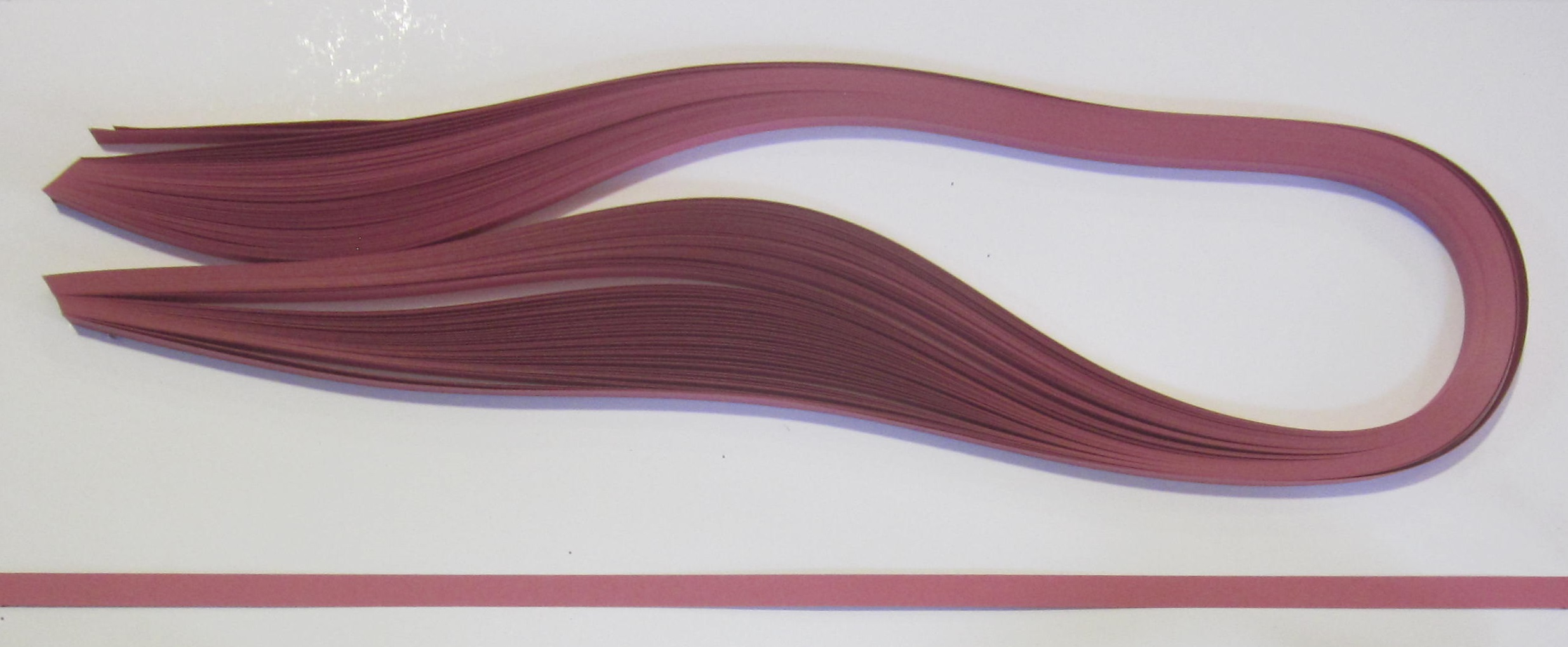 PAPEL QUILLING 321, 9MM. PURPURA